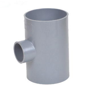 High Quality Manufactory PVC Pipe Fittings Pn10 pictures & photos
