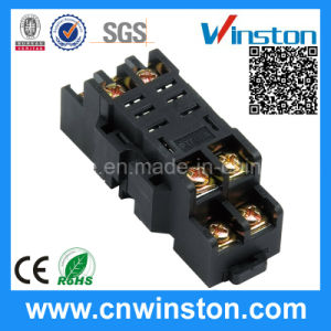 General Purpose Connecting Electric Contact Relay Socket with CE pictures & photos