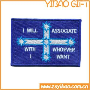 High Quality Flag Embroidered Patches (YB-e-027) pictures & photos