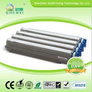 Color Toner Cartridge Compatible for Oki C910 pictures & photos