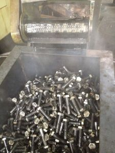 Grade 8.8 GB/T 1228 Hsfg Bolt with Nut and Washer pictures & photos