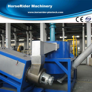 HDPE Agricultural Film Washing Recycling Line pictures & photos