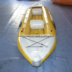 Inflatable Rubber Banana Rib Boat pictures & photos