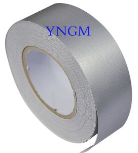 High Luster Reflective Tape Material for Safety Wear/Jacket/Vest pictures & photos