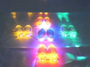 LED Light up Shoe Lace Gift for Promotion Stantionery pictures & photos
