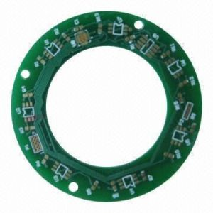 Hal LEED Free 2.0mm 2oz Single Sided PCB pictures & photos