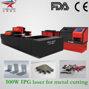 Fiber Laser Cutter for Metal Cut in Photonics Industry pictures & photos