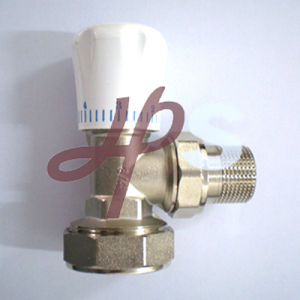 Brass Radiator Valve for Heating System pictures & photos