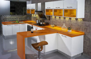 Factory Wholesale Cheap Price China Custom Modern American Kitchen Furniture pictures & photos