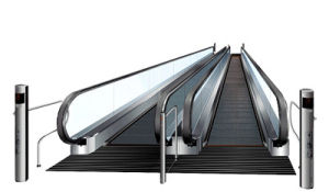 Aksen Passenger Conveyor Indoor & Outer Door