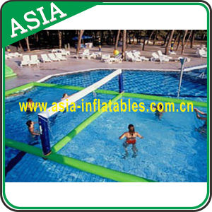 Inflatable Volleyball Court, Inflatable Water Volleyball Field pictures & photos