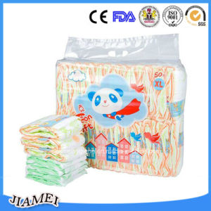 Disposable Cotton Baby Diapers with Super Absorbent pictures & photos
