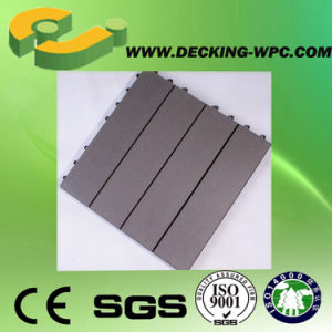 WPC DIY Deck/WPC Tile in China