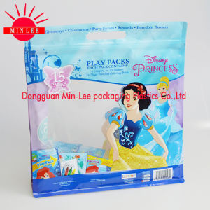 Packing Bag for Pet Food/Flat Bottom Plastic Bag pictures & photos
