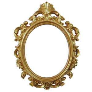 Framed Wall Mirror Wholesale for Home Decoration pictures & photos