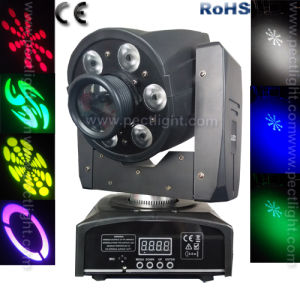6*8W LED Moving Head Spot & Wash Effect Light pictures & photos