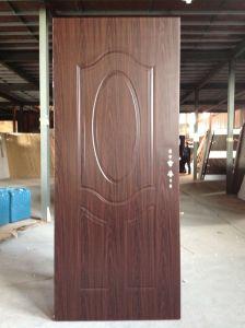 Egg Design Steel American Panel Door pictures & photos