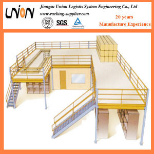 Saving Space Multi-Level Steel Platform (P-12) pictures & photos