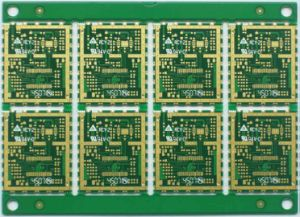 6 Layer Multi Layer PCB Assembly PCBA Manufacturer Printed Circuit Board
