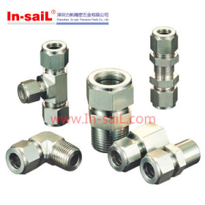 OEM High Quality Carbon Steel Pipe Fitting pictures & photos