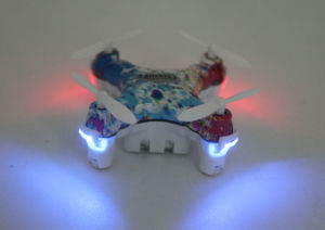 2016 with LED Light Mini Portable Remote Control Plane Toy pictures & photos