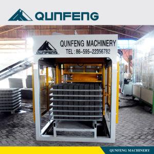 Automatic Concrete Cement Brick Making Machine \Block Making Machine pictures & photos