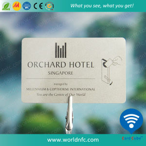 Factory Price 13.56MHz Classic S50 RFID Smart Card pictures & photos