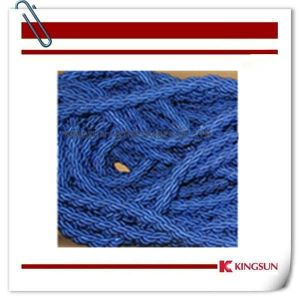 Blue Braided Rope for Ropr Barriers pictures & photos