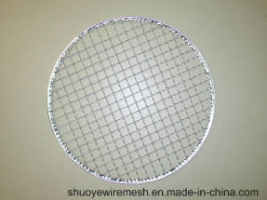 Stainless Steel 316 BBQ Grill Wire Mesh/Barbecue Wire Mesh pictures & photos