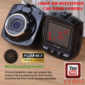 "Cheap 1.5"" 5.0mega Car DVR with Sensor, Motion Dection, Night Vision, Car Recorder DVR-1505 pictures & photos"