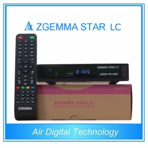 Low Cost Enigma2 Linux OS DVB-C Satellite Receiver Zgemma-Star LC pictures & photos