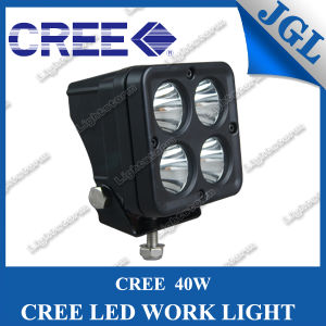 Pod Style Square 40W High Power LED Work Light pictures & photos