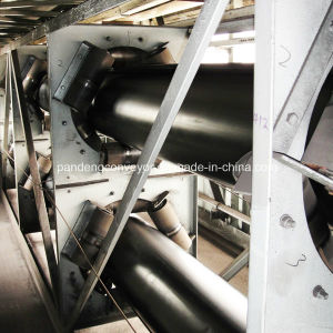 Rubber Conveyor Belt for Bulk Material Pipe Conveyor pictures & photos