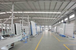 2016 Hot Sale Insualting Glass Line / Double Glass Production Machinery pictures & photos