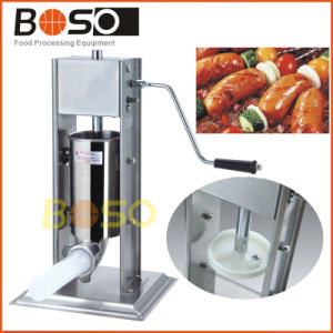 2L Stainless Steel Vertical Sausage Filler (BOS-TV2L)