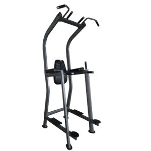 Gym Fitness Equipment/Power Tower/Vertical Knee Raise/870 Vkr/Boxing Rack/Power Tower pictures & photos