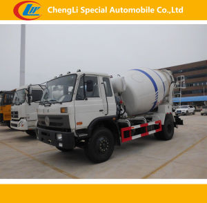 Dongfeng Mixer Drum Heavy Duty Concrete Mixer Truck pictures & photos