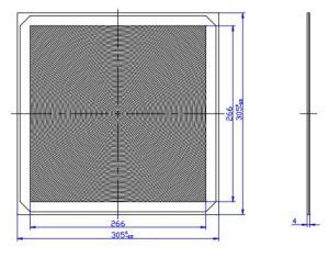 LED Pilot Lamp Fresnel Lens pictures & photos