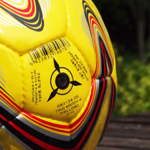 Hand-Stiched Football Size 4 Training and Matching Ball pictures & photos