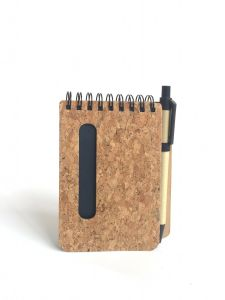 Promote Cork Notepad with Pen Perfect Notebook Gift Set- Great for School, Work & More pictures & photos