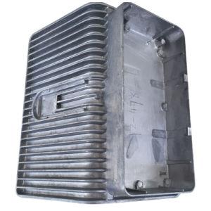 ADC12 Precision Aluminum Die Casting Lamp Parts pictures & photos