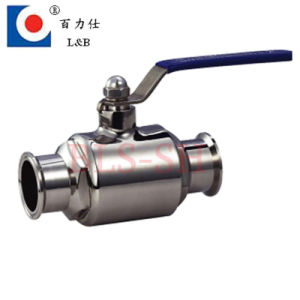 Tri Clamp Stainless Steel Food Grade Ball Valve pictures & photos