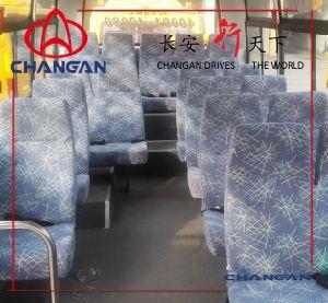 Petrol/Gasoline Engine 6m Passenger Bus / Coach / 10-19 Seats / Tourist Bus Sc6608bf pictures & photos