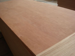 Hot Sale Cheap 18 mm Commercial Plywood pictures & photos