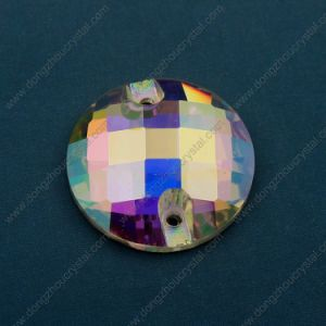 14, 16, 18mm Round Sew on Strass Stones Beads pictures & photos