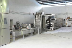 Fully Automatic Wafer Making Plant with CE (SH39, output 300kg-750kg/h)) pictures & photos