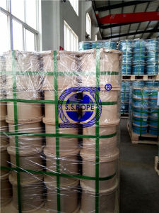 PVC&Nylon Coated Steel Wire Rope 7*7-1.25/2mm pictures & photos