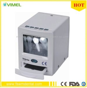 Dental Equipment Multifuncctional X-ray Film Reader with 2.5-Inch LCD pictures & photos