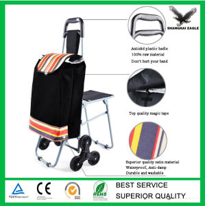 Cheap Folded Shopping Trolley for Elderly pictures & photos