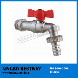 Hot Sale Brass Bibcock Tap with Aluminum Handle (BW-Z05) pictures & photos